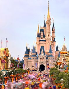 when I live in a castle like this, you guys can come live with me :)