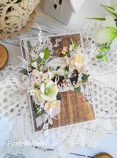 Prodelki Belki: Первый опыт ПД и моя цветочная весенняя открытка!