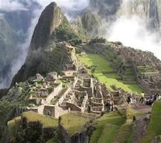Macchu Picchu- Summited May 1st 2013
