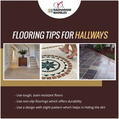 #Flooring tips for Hallways