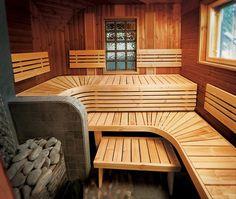 compact sauna!