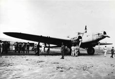 airfrance lasa gaen route pour dakar/TRAVERSEE-1933
