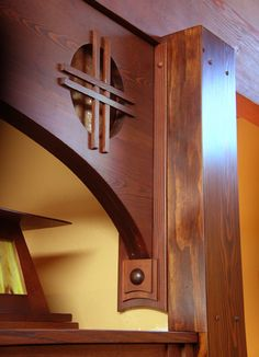 Arts And Crafts Ideas For Toddlers Product Craftsman Furniture, Craftsman Interior, Craftsman Style Homes, Craftsman Bungalows, Interior Trim, Craftsman Decor, Arts And Crafts Interiors, Arts And Crafts Furniture, Mission Style Homes