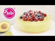 Vegane Sommertorte mit Avocadocreme / NO Bake Cake - Sallys Blog