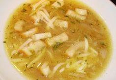 Cibulačka s celerem Recepty.cz - On-line kuchařka