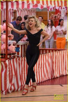 Grease: Live's Sandy: Julianne Hough Writes Sweet Note Before Tonight's Show!: Photo #3565654. Julianne Hough will be playing the iconic role of Sandy in tonight's production of Grease: Live on Fox and we can't wait to see her shine on screen!    The 27-year-old…