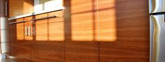SF Cherry veneer cabinets Bay Area, Cabinets, Cherry, Contemporary, Kitchen, Home, Armoires, Cooking, Fitted Wardrobes