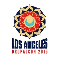 DrupalCon Los Angeles 2015 logo