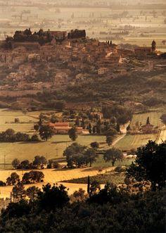 Ron Baxter Smith - Spello, Umbria