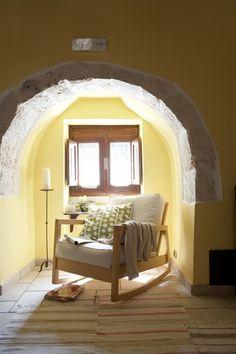 IKEA Living Room idea via ikeafamilylive.com