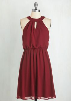 City Sway Dress in Wine From The Plus Size Fashion At www.VinageAndCurvy.com