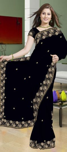 Party Wear Sarees, Code: 76889