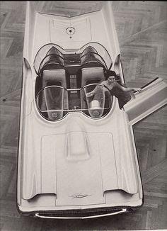 Lincoln Futura Show Car, 1956