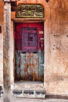 Puertas con historias...