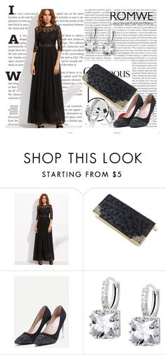 """ROMWE - 9/3"" by thefashion007 ❤ liked on Polyvore featuring Oris"