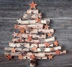 The 'Almost' Free Christmas – Potluck Happiness Christmas Potluck, Christmas And New Year, Winter Christmas, Christmas Time, Wood Plank Art, Complex Art, Winter Diy, Handmade Christmas Tree, Fabric Backdrop