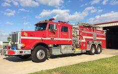 Peterbilt 357 Crew Cab Fire Truck