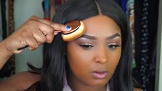 how to apply black eyeshadow - how to apply makeup eyeshadow