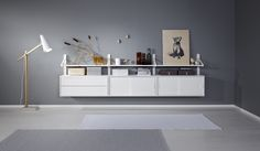 Nurmela Interior, Finland, Link Shelf, White