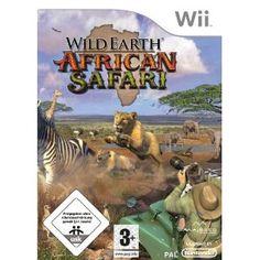 Wild Earth Africa Safari (Wii)