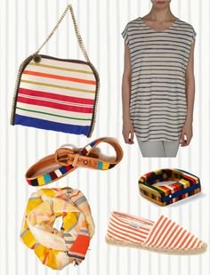 Green Your Look: Sustainable Summer Stripes
