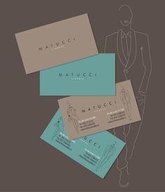 Corporate identity for Matucci Firenze by Liberamentedesign