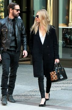 Kate Bosworth Photos: Kate Bosworth and Michael Polish Take a Stroll