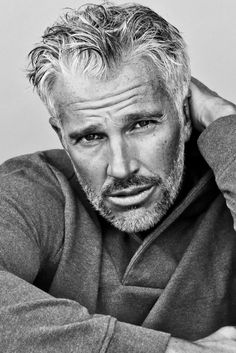 Beard Styles 698972804651363089 - Sutherland Models Source by Older Mens Hairstyles, Haircuts For Men, Silver Foxes Men, Handsome Older Men, Grey Hair Men, Cheveux Ternes, Fox Man, Mature Men, Hair And Beard Styles