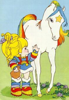 Rainbow Brite  Double Rainbow pals