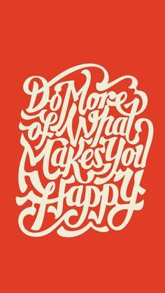 Al een hele tijd mijn mantra...