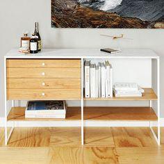 Sideboard mit Schubladen - alt_image_three; Monoqi