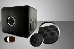 Bluetooth Ottoman Speaker