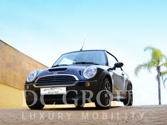Mini Cooper S for hire in Barcelona and other parts of the Western Europe. To hire Mini Cooper S call us: +34 952 773943