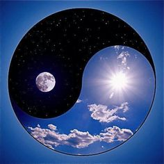 Spring Equinox.  March 20.  Equal are Day and Night.  Yin and Yang.
