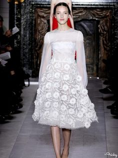 Couture Spring 2013: Valentino