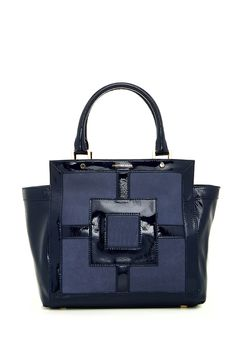 Nixon Suede Small Tote by Jonathan Adler on @nordstrom_rack
