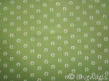 Dirndlstoff@Baumwolle grün Schürzenstoff Blümchen Blumen Trachtenstoff