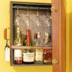 Vanity cabinet style bar