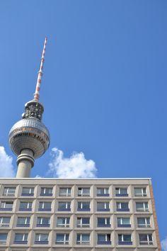 Berlino, torre della televisione