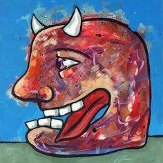 Fams Diablito #arte  #obradearte  #coyoacan #cdmx #mexico #pintura #ventadearte #artforsale #art #artista #artwork #arty #artgallery #contemporanyart #fineart #artprize #paint #artist #illustration #picture  #artsy #instaart #beautiful #instagood #gallery #masterpiece #instaartist  #artoftheday  #dibujo