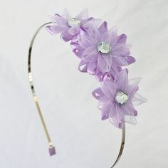 Flower Headband Choose your Color Bridal by PetalPerceptions, $16.00