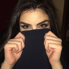 perfect brows and lashes