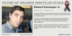 Victims of the Florida nightclub shootingA gunman, Omar Mateen,...  Victims of the Florida nightclub shooting    A gunman, Omar Mateen, wielding an assault-type rifle and a handgun, opened fire inside a crowded gay nightclub in Orlando, Fla., early Sunday, June 12, 2016, killing at least 49 people and wounding 53 others in the deadliest mass shooting in modern U.S. history. Here are stories of some of the victims. (Associated Press)   See more    images     of the victims of this tra..