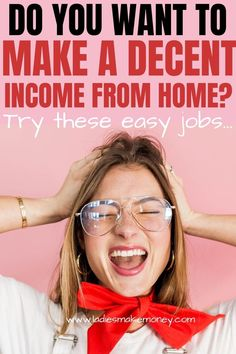 Are you looking for ways to make extra money fast from home? Here is how to make money from home quickly using these online jobs. Here's a quick list of stay at home jobs that require no startup fees. We wanted to give you some of the legitimate ways to earn extra income online this year with little stress and it can be started today. If you are ready to make money from home on the side! #workfromhomejobs #sidehustle #smallbusinessideas #moneymakingideas #sidejobs #makeextracash…