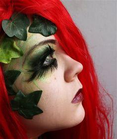 Makeup your Jangsara: Poison Ivy