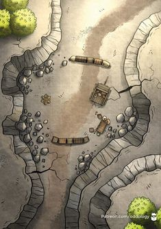 Fantasy Map, Medieval Fantasy, Dnd World Map, Rpg Map, Building Map, Dungeons And Dragons Game, Map Pictures, Dungeon Maps, Game Concept Art
