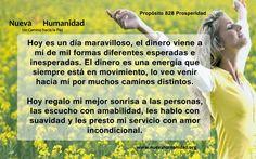 Propósito 828 Prosperidad