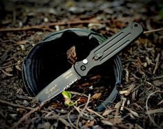 Gerber Mini Covert Automatic Knife - $36
