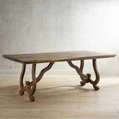 Juniper Java Dining Table