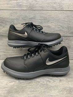 62eca51084712 Ad(eBay) Nike Air Zoom Accurate Golf Shoes Mens Size 10W Soft Spikes 909724